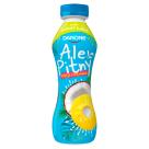 DANONE ale Pitny! Napój jogurtowy - ananas i kokos (butelka) 290g