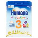 HUMANA Mali Odkrywcy Mleko modyfikowane 3 - po 12. miesiącu 800g