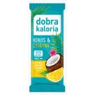 DOBRA KALORIA Baton Kokos & Cytryna 30g