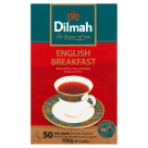 DILMAH English Breakfast Herbata czarna 50 torebek 100 g
