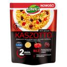 ŁOWICZ Kaszotto z papryką i czerwoną fasolą 250g
