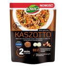 ŁOWICZ Kaszotto z cebulą i suszonymi podgrzybkami 250g
