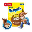 NESTLÉ NESQUIK Rozpuszczalny napój kakaowy EXTRA CHOCO 400g