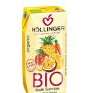 HOLLINGER Napój wieloowocowy z sokiem z marchwi BIO 200ml