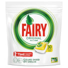 FAIRY Original All In One Tabletki do zmywarki cytrynowe 30 szt 1 szt