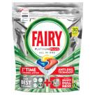FAIRY PLATINUM Kapsułki do zmywarki cytrynowe 30szt 1szt