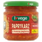 SANTE Lovege Paprykarz wegetariański z kaszą jaglaną 180g