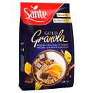 SANTE Gold Granola belgijska czekolada & pomarańcz 300g