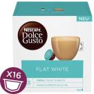 NESCAFÉ Dolce Gusto Flat White Mleko i kawa w kapsułkach 16 szt. 187g