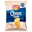 LAYS Oven Baked Pieczone formowane chipsy ziemniaczane solone 200g
