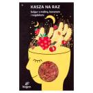 ZIELONE POJĘCIE Kasza bulgur z maliną, bananem i migdałami 100g