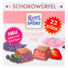 RITTER SPORT Schokowurfel Czekoladki jogurtowe 175g