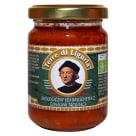TERRE DI LINGURIA Ekologiczny sos  z bruschetta z oliwkami Taggiasca 135g