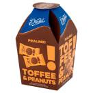 WEDEL Pralinki Toffee & Peanuts 136g