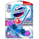 DOMESTOS Power 5 Kostka toaletowa aktywna o zapachu magnolii 1x53g 53g