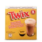 TWIX Czekolada na gorąco w kapsułkach 8 szt. 136g