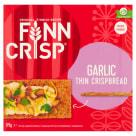 FINN CRISP Pieczywo chrupkie żytnie cienkie z czosnkiem 27szt 175g