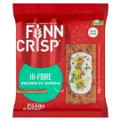 FINN CRISP Chleb chrupki żytni z otrębami żytnimi 16 szt 200g