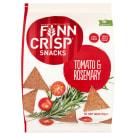 FINN CRISP Snaki żytnie chrupkie z pomidorem i rozmarynem 130g