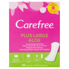 CAREFREE Wkładki higieniczne 46 szt 1szt