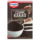 DR. OETKER Ze świata natury Kakao czarne Intense UTZ Certified 85g