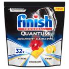 FINISH Quantum Ultimate Tabletki do mycia naczyń w zmywarce cytrynowe 32 szt 400g