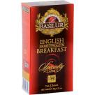 BASILUR Specialty Classics English Breakfast Herbata czarna 25 torebek 50g