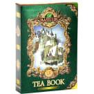 BASILUR Tea Book Herbata zielona liściasta aromatyzowana - zielona 75g