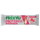 FREEYU PROTEIN Baton białkowy malina + goja z inuliną 40g