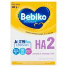 BEBIKO Extra Care HA 2 Mleko następne dla niemowląt powyżej 6. miesiąca życia 350g
