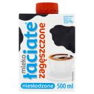 ŁACIATE Mleko zagęszczone UHT niesłodzone 500ml