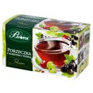 BIFIX Premium Porzeczka z Agrestem i Wiśnią Herbatka owocowa 20 torebek 40g