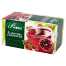 BIFIX Premium Żurawina z Granatem Herbatka owocowa 20 torebek 40g