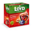 LOYD TEA Rozgrzewająca ŚLIWKA z cynamonem i figą 20 piramidek 40g