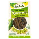 BONDUELLE Warzywio Warzywa w formie makaronu z zielonego groszku i cukinii 250g