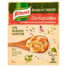 KNORR Naturalnie Smaczne Kurczak w sosie śmietanowo-ziołowym 47g