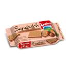 LOACKER Sandwich Wafelek z kremem z orzechów laskowych 25g