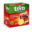 LOYD TEA Warming Tea Herbata owocowa o smaku imbiru cytryny i miodu 20 torebek 40g