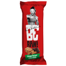 BE RAW! Baton Gingerbread chocolate 40 g