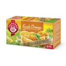 TEEKANNE World of Fruits Herbata owocowa Orange&Ginger 20 torebek 45 g