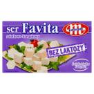 MLEKOVITA Favita Ser sałatkowo-kanapkowy bez laktozy 270g