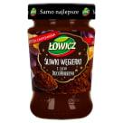 ŁOWICZ Powidła ze śliwek węgierek z kakao DecoMorreno 290g