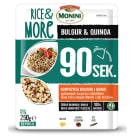 MONINI Rice&More Kompozycja bulguru i quinoi 250g