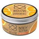 BIOLOVE Masło do ciała Pomarańcza 100g