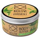 BIOLOVE Masło do ciała Zielona herbata 100ml