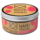 BIOLOVE Peeling do rąk Malina 100ml
