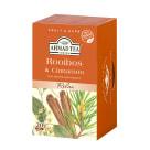 AHMAD TEA Herbata owocowo-ziołowa Rooibos & Cinnamon 40g