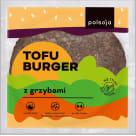 POLSOJA Tofuburger z grzybami 100g