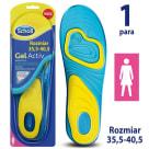 SCHOLL GelActiv Wkładki do codziennego obuwia damskie rozmiar 35,5-40,5 1szt