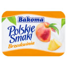 BAKOMA Polskie Smaki Jogurt o smaku brzoskwiniowym 120g